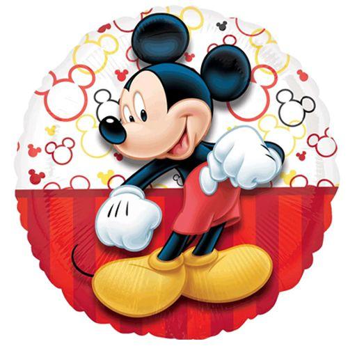 Mickey Mouse Folyo Balon 18 inch, fiyatı