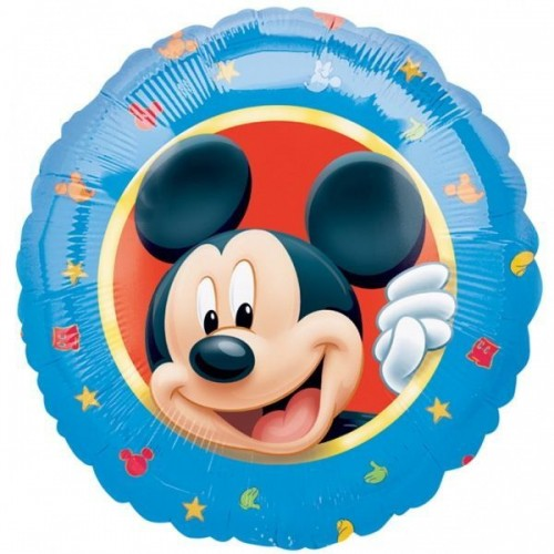 Mickey Mouse Clup Folyo Balon (45 cm)