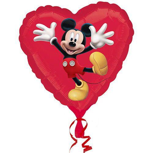 Mickey Mouse Folyo Balon 18 inc