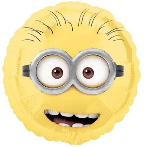 Minions Folyo Balon Sarı 45 cm, fiyatı