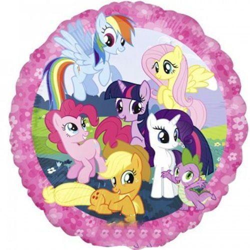 Pony Folyo Balon 18\'\'