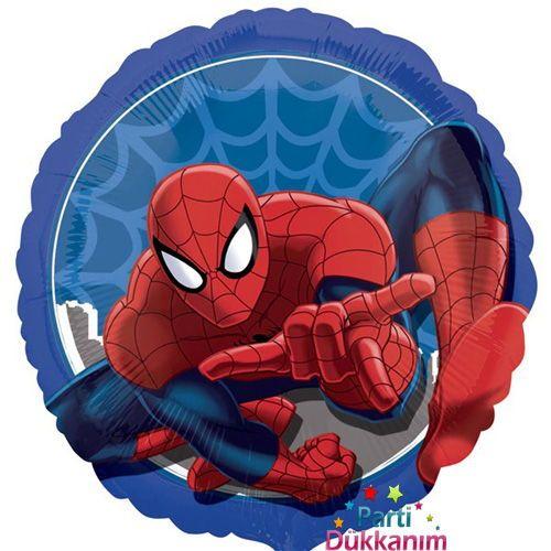 Spiderman Folyo Balon (45 cm)