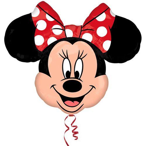 Minnie Mouse Folyo Balon 27 inc