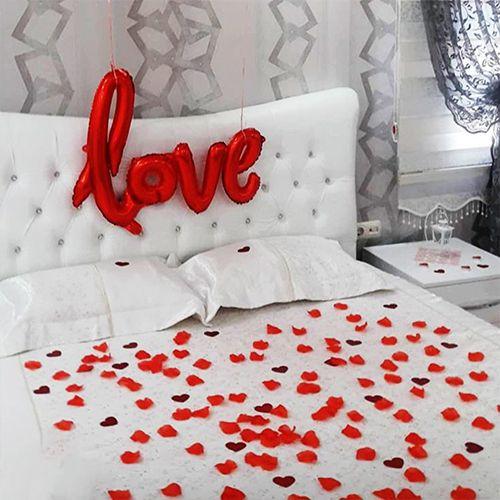 Love Folyo Balon Kırmızı 67x101 cm, fiyatı