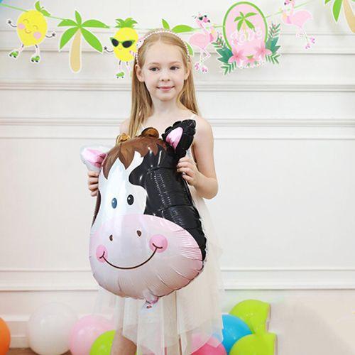 İnek Folyo Balon (55 cm), fiyatı