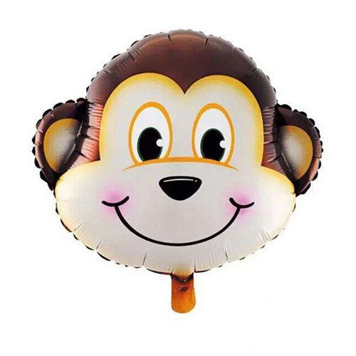Maymun Folyo Balon (55 cm), fiyatı