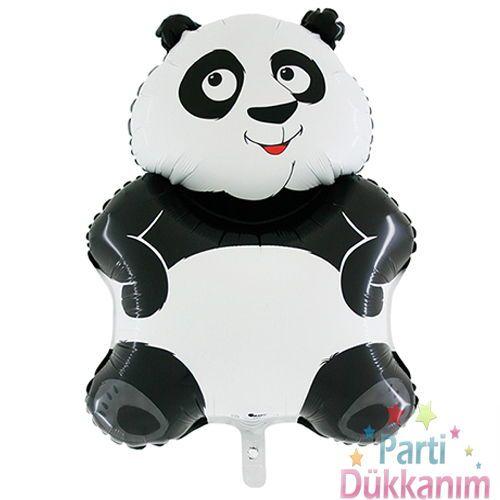 Panda Folyo Balon (Büyük 70x50 cm)