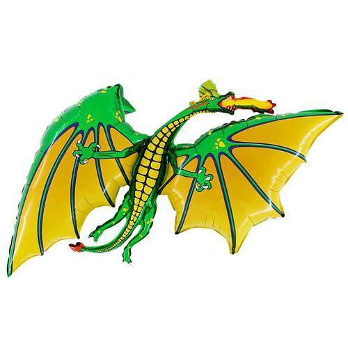 Dragon Folyo Balon 91 cm