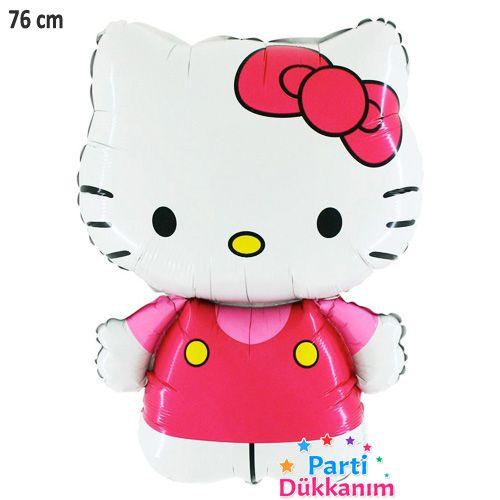 Hello Kitty Folyo Balon (76 cm)