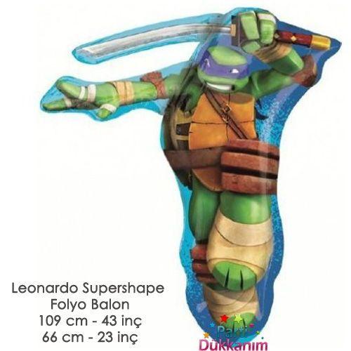 Leonardo Folyo Balon 109 cm