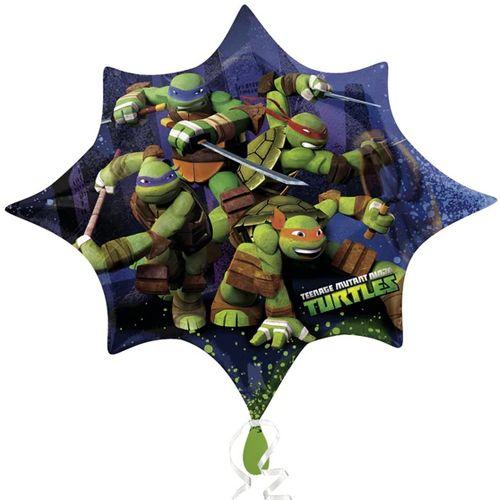 Ninja Turtles Folyo Balon Süper Shape 29''