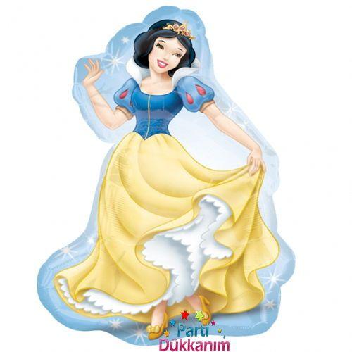 Pamuk Prenses Folyo Balon (73 cm)