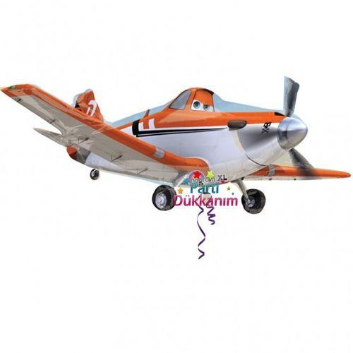 Planes Folyo Balon (Büyük)