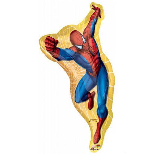 Spiderman Super Shape Folyo Balon 83 cm, fiyatı