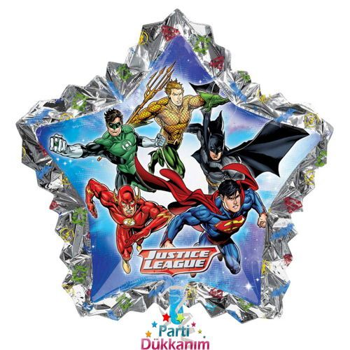Süper Kahramanlar Folyo Balon 86 cm