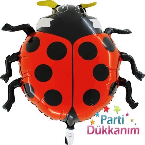 Uğur Böceği Folyo Balon 23