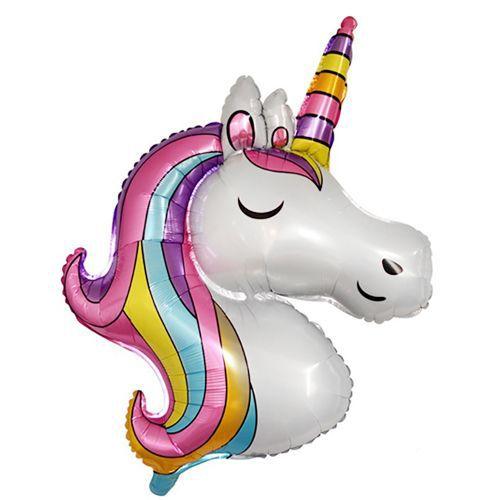 Unicorn Folyo Balon (92*126 cm)