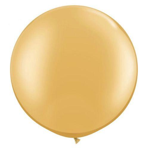 27 İnc Jumbo Balon Gold-Dore
