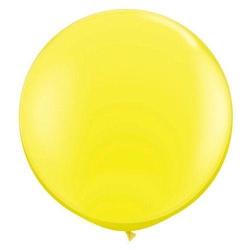 27 İnc Jumbo Balon Sarı