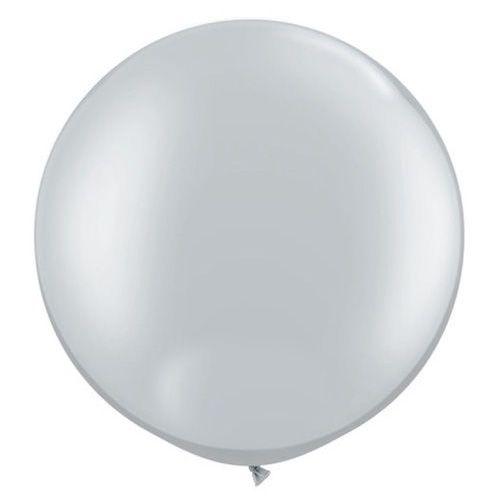 27 İnc Jumbo Balon Gümüş