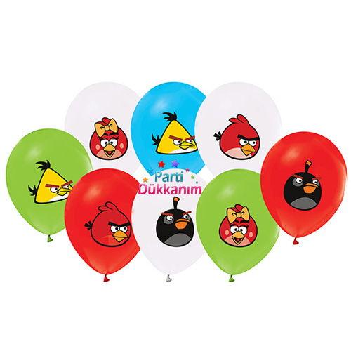 Angry Birds Balon (15 adet)