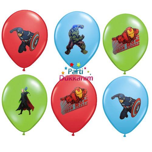 Avengers Balon (15 adet), fiyatı