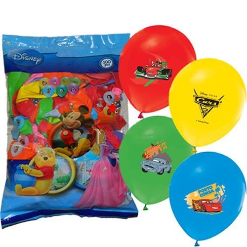 Cars Balon (100 Adet)