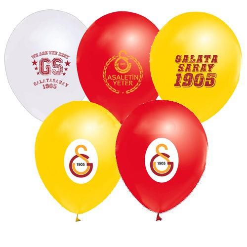 Galatasaray Lisanslı Balonu (20 adet)