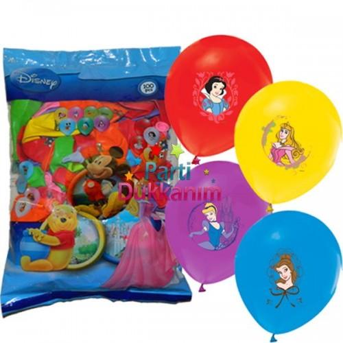 Prenses Balon (100 adet)