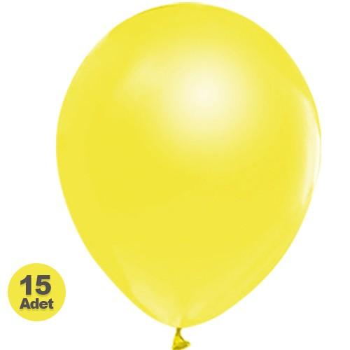 Sarı Balon Sedefli 20 Adet