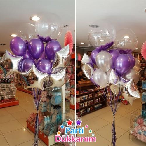 Şeffaf Balon Premium Kalite (24 inç 60 cm), fiyatı