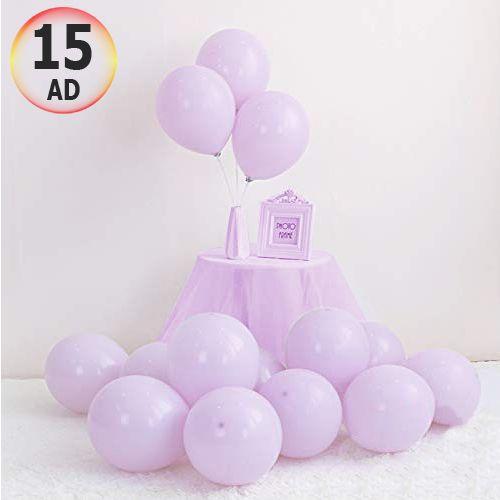 Makaron Balon Lila 15 Adet, fiyatı