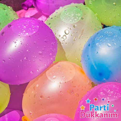 Su Balonu 50 Adet, fiyatı