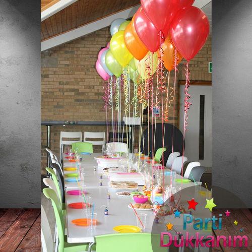 Doğum Günü Uçan Balon Süslemesi (20 Adet) MAĞAZADAN, fiyatı