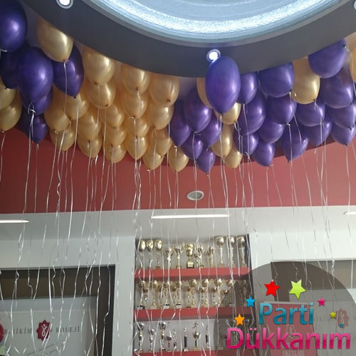 Dore-Mor Uçan Balon 50 Adet MAĞAZADAN