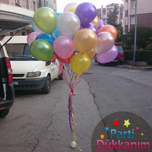 Karışık Sedefli Uçan Balon 20 Adet MAĞAZADAN, fiyatı