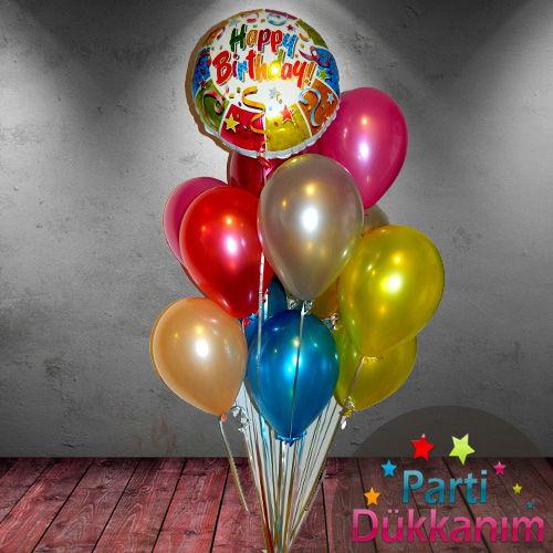 Uçan Balon Siparişi MAĞAZADAN 16 Adet, fiyatı