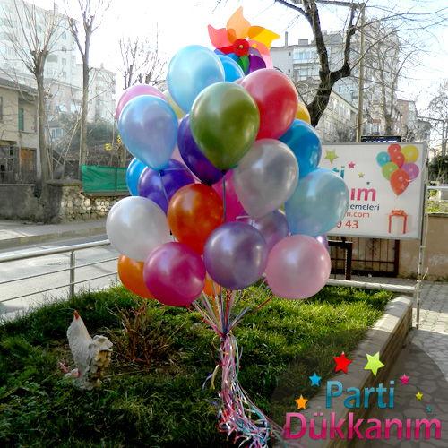 Uçan Balon Demeti MAĞAZADAN 30 adet