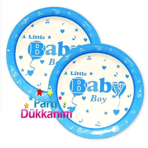 A Little Baby Boy Tabak 8 Adet