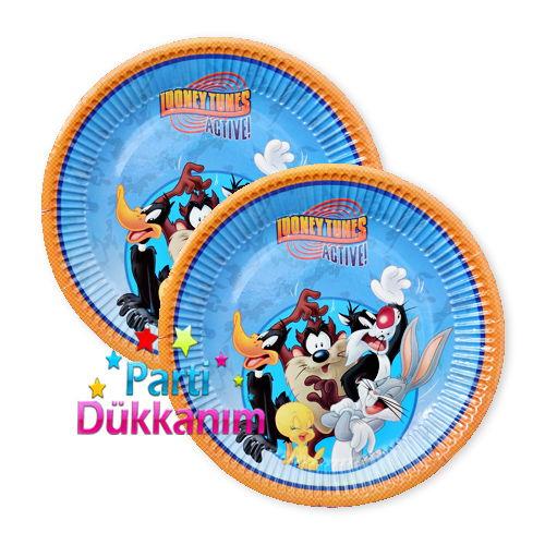 Looney Tunes Active Tabak (8 adet)