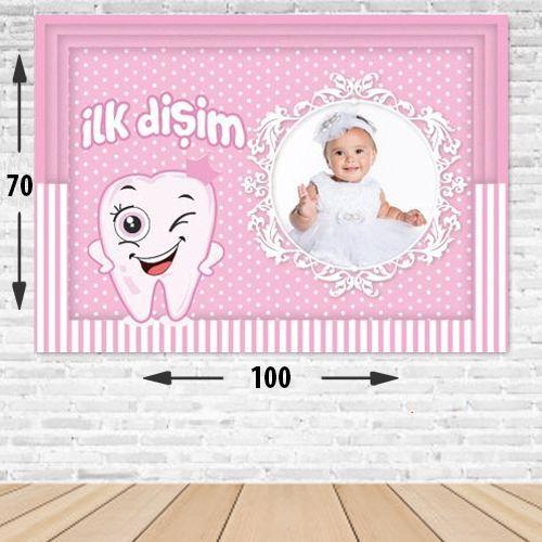 Diş Buğdayı Parti Afişi Kız 70*50 cm, fiyatı