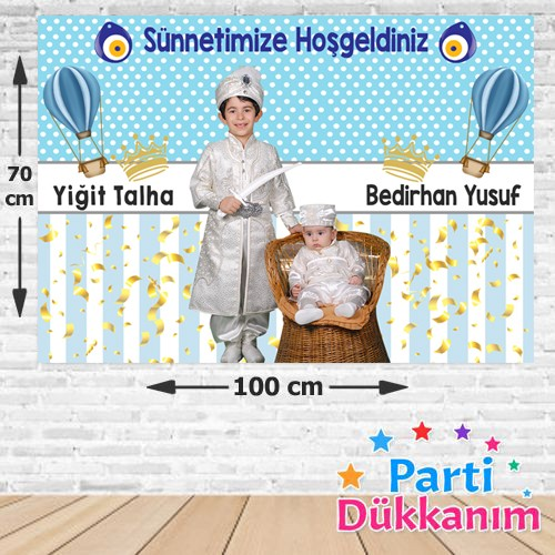 Sünnet Düğünü Afişi 70*100 cm, fiyatı