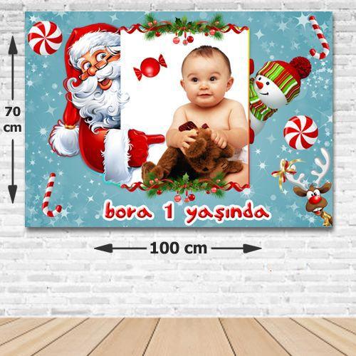 Yılbaşı Kişiye Özel Parti Afişi 70*100 cm, fiyatı