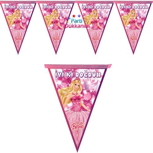 Barbie Bayrak Set (2 m.), fiyatı