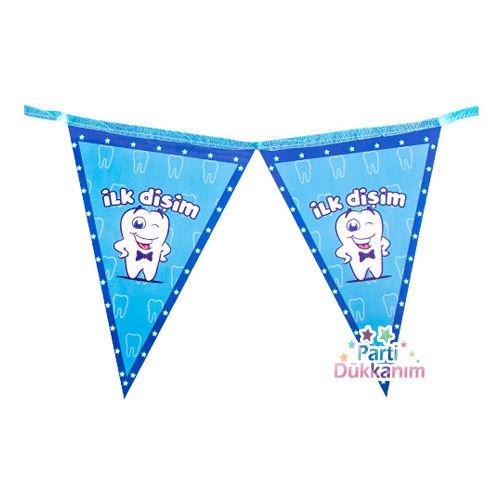 Diş Buğdayı Mavi Bayrak (2 m.)