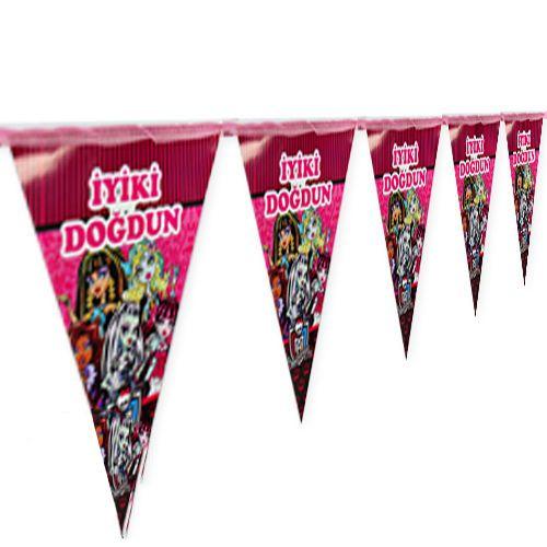 Monster High Bayrak Süs (2 m.), fiyatı