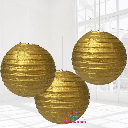 Gold Japon Feneri (30 cm)