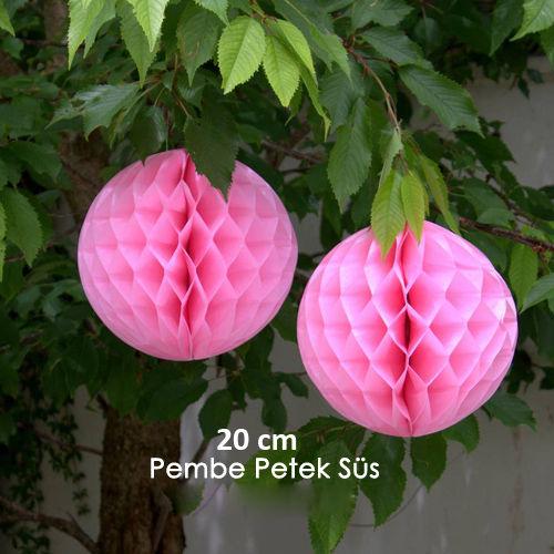 Petek Süs Pembe (20 cm), fiyatı