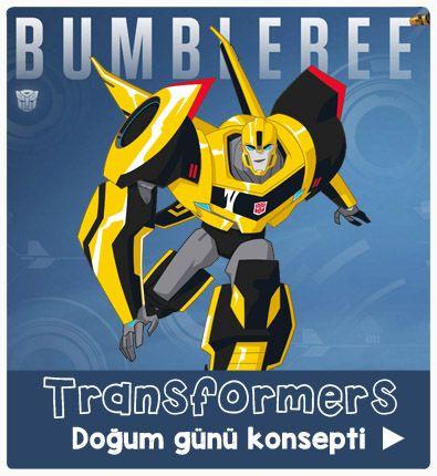 Transformers parti süsleri