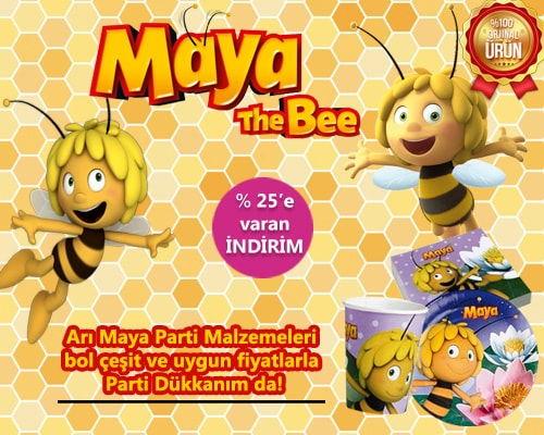 Arı Maya Parti Malzemeleri
